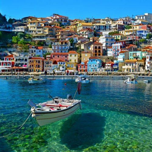 Στις 10 πιο όμορφες πόλεις της Ελλάδας κατατάσει την Πάργα το culturetrip.com