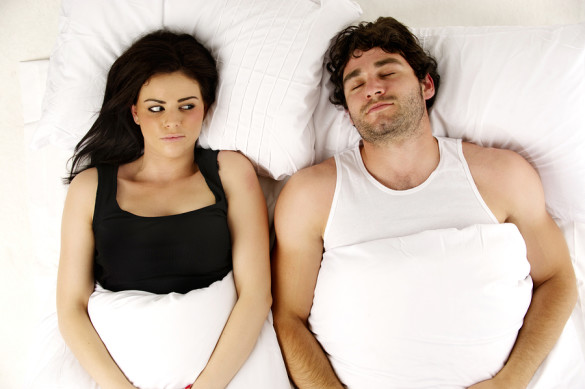 bigstock-Man-And-Woman-Laid-In-A-White--53195158